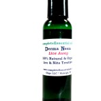Derma Neem Lice Away 100% Natural Lice and Nits Treatment